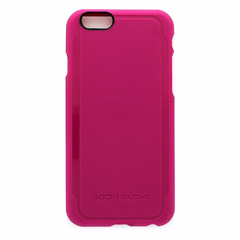 Body Glove 4.7 Gel Case for Apple iPhone 6 6s- Pink