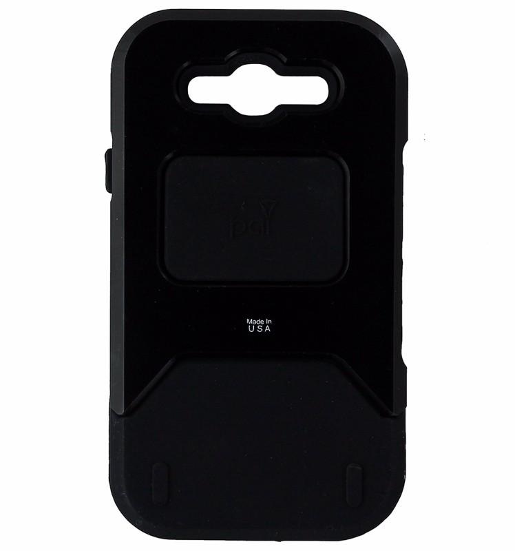 PAI Titan Series Rugged Aluminum Case for Samsung Galaxy S3 III - Black