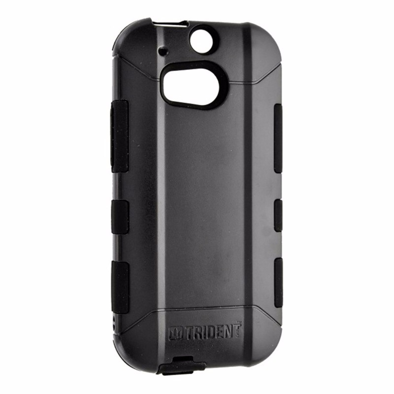 Trident Aegis Series Case for HTC One (2nd Gen) - Black