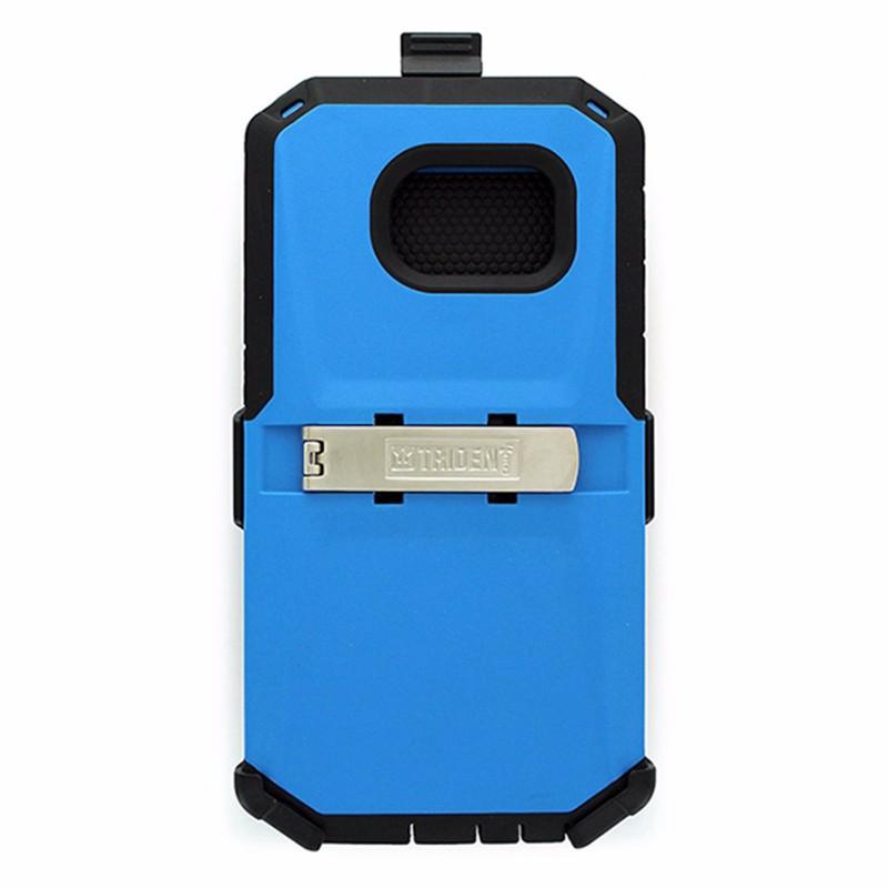 Trident Kraken Case w/ Holster For Samsung Galaxy S6 Edge Blue *KN-SSGS6E-BL000