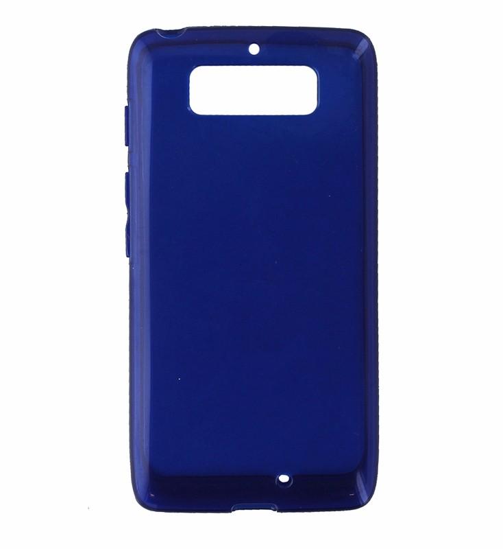 Muvit Mini Gel Case for Motorola Droid Mini Blue MUSKI0218