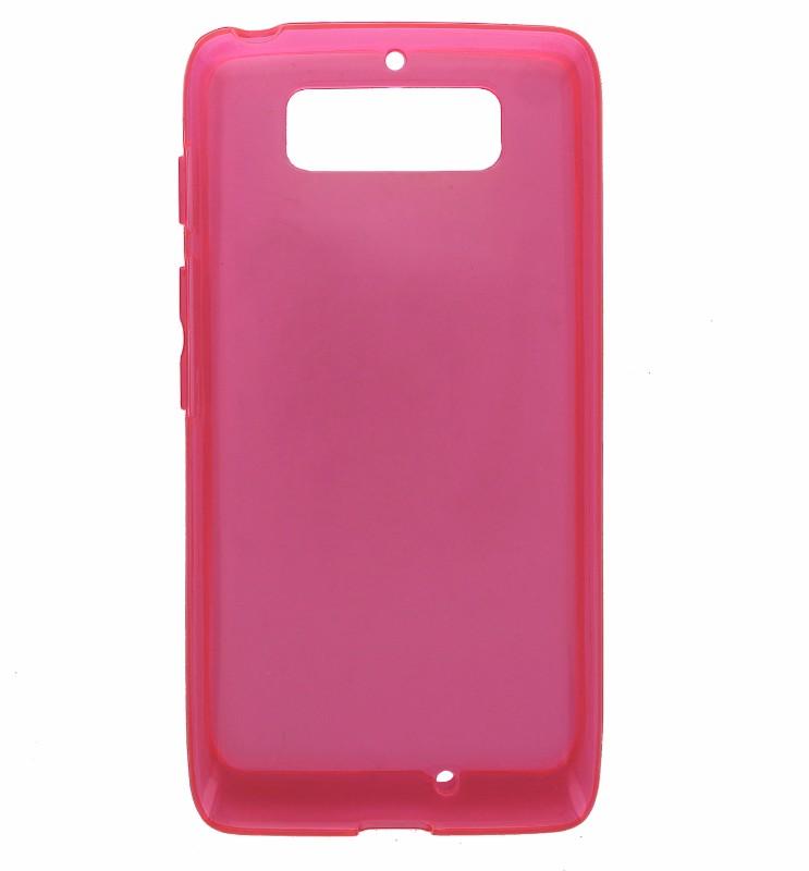 Muvit miniGel Case for Motorola Droid Ultra Mini Pink