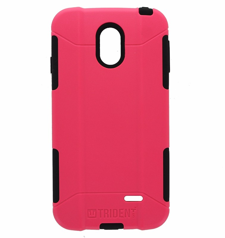 Trident Aegis Series Case for LG Lucid 3 Pink and Black
