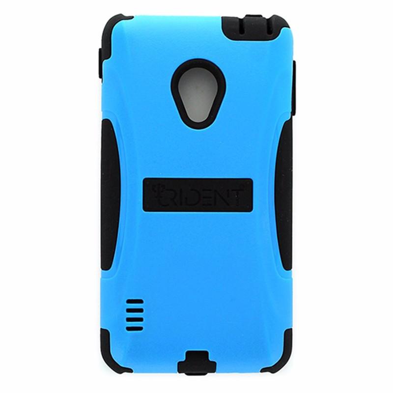 Trident Aegis Series Case for LG Lucid 2 VS870 Blue and Black