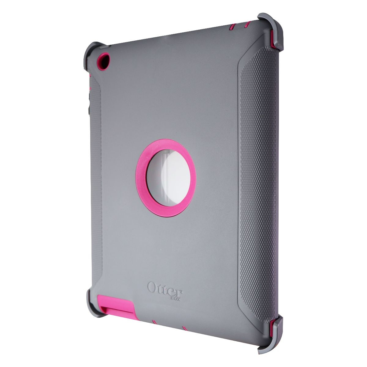 OtterBox Defender Series Case for Apple iPad 2 / 3 and 4 - Alpenglow (Gray/Pink)