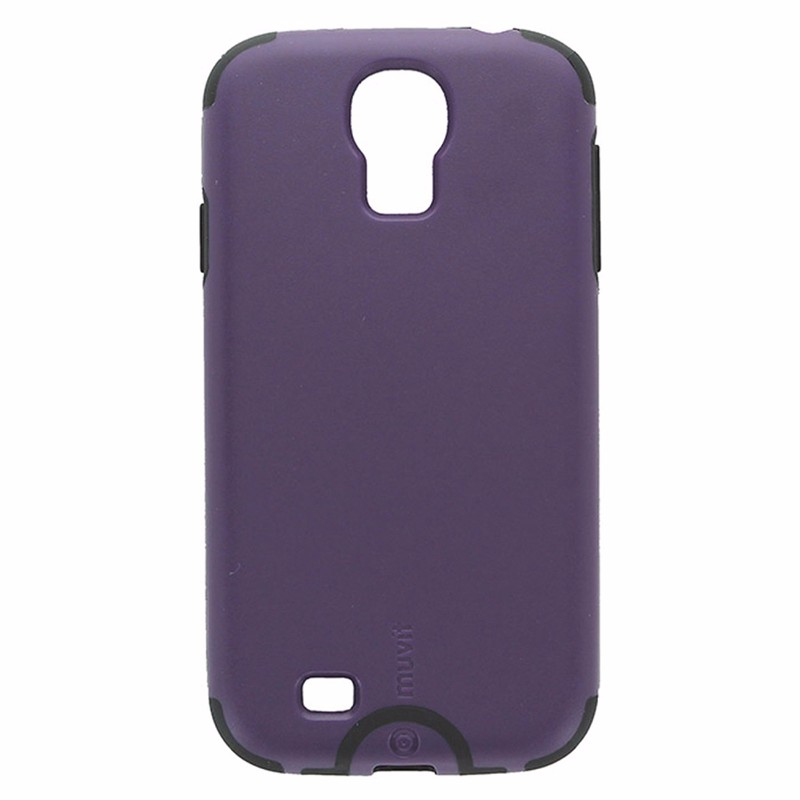 Muvit Fushion Case for Samsung Galaxy S4 Purple