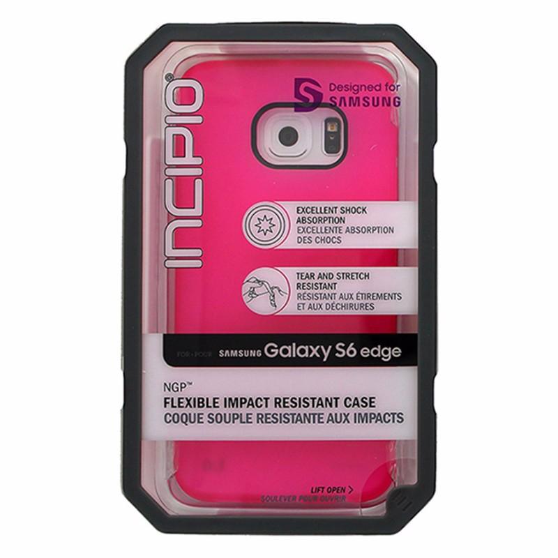 Incipio NGP Flexible Impact Case for Samsung Galaxy S6 Edge Pink