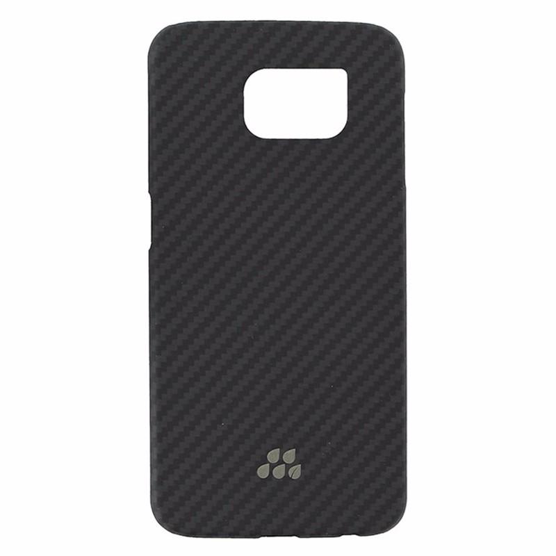 Evutec Karbon Series Osprey Case for Samsung Galaxy S6 - Black / Gray
