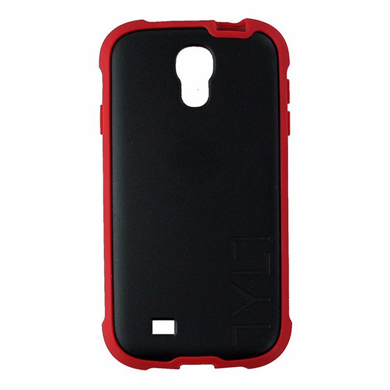 Tylt Bumpr Case for Samsung Galaxy S4 Black and Red