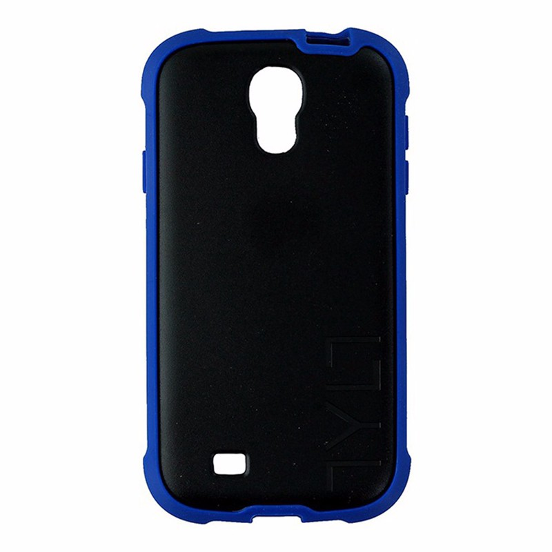 Tylt Bumpr Case for Samsung Galaxy S4 Black and Blue