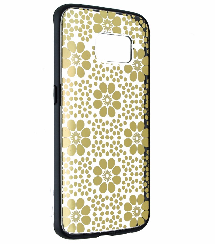 Sonix Clear Coat Case for Samsung Galaxy S6 Edge Crochet Floral