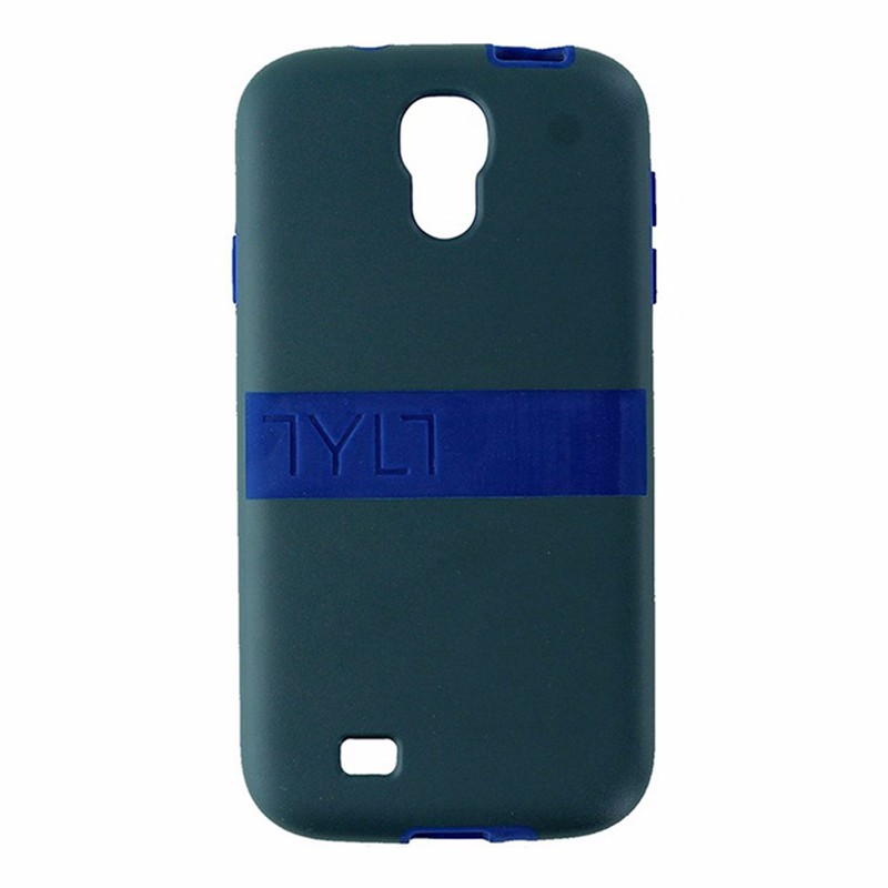 Tylt Band Case for Samsung Galaxy S4 Gray and Blue