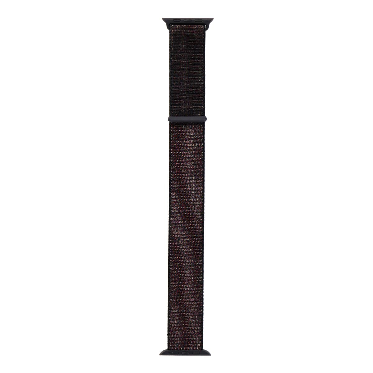 Apple Watch 42mm Sport Loop Watch Band for the Apple Watch - Black -L -MRMG2AM/A