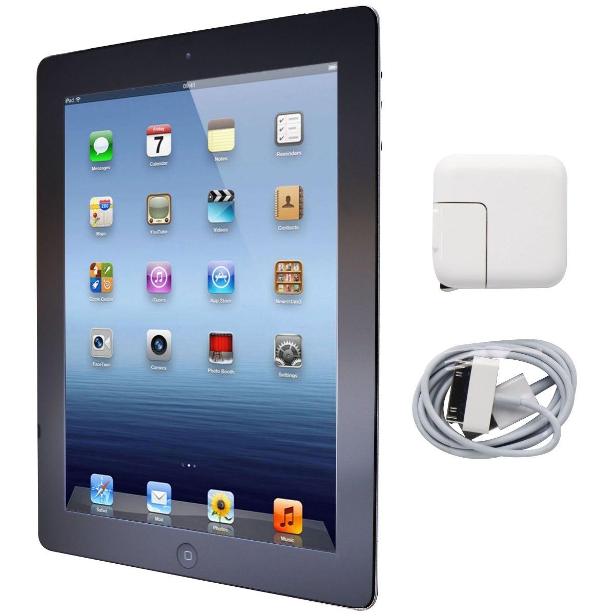 Apple iPad 9.7-inch (2nd Generation) Tablet A1396 (GSM Unlocked) - 64GB / Black