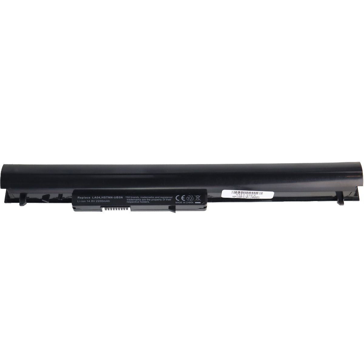 DENAQ 4-Cell 2200 mAh Lithium-Ion Battery for Select HP Laptops (NM-LA04-6)