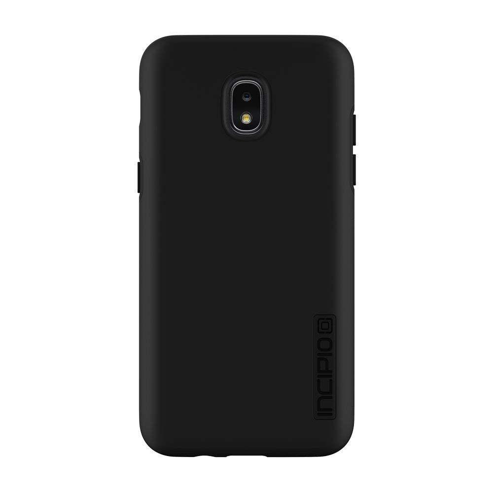 Incipio DualPro Dual Layer Case for Galaxy J3 (3rd Gen) / J3 V (3rd Gen) - Black
