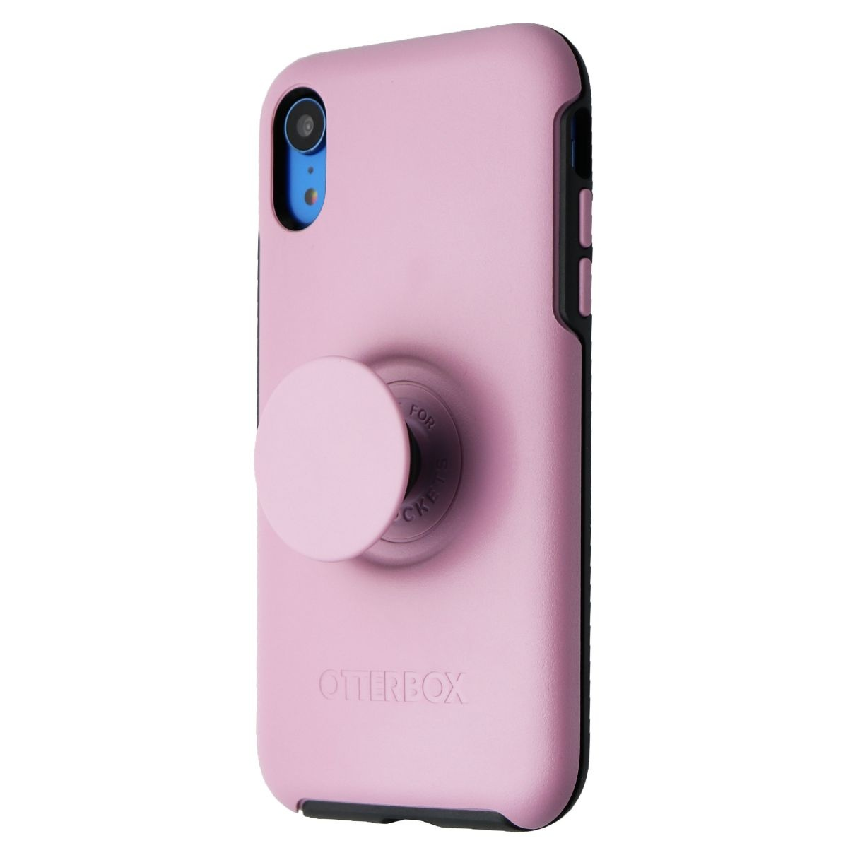 Otterbox + Pop Symmetry Series Phone Case for iPhone XR - Mauveolous (Pink)