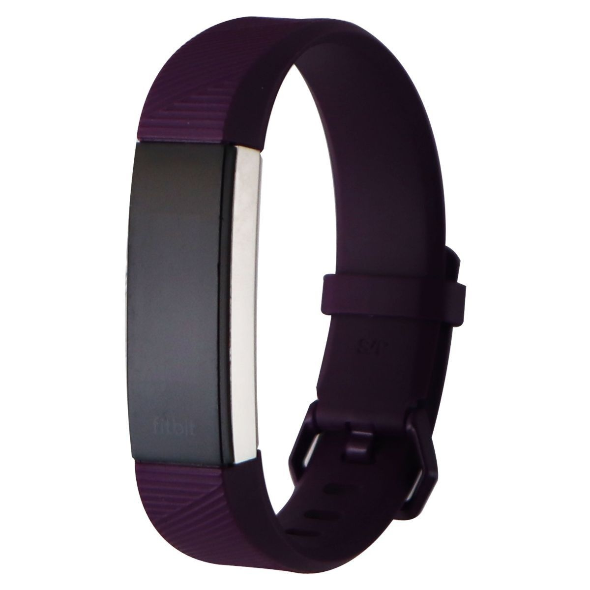 Fitbit Alta HR Fitness Activity Wristband (FB408) - Large Band - Plum (Purple)