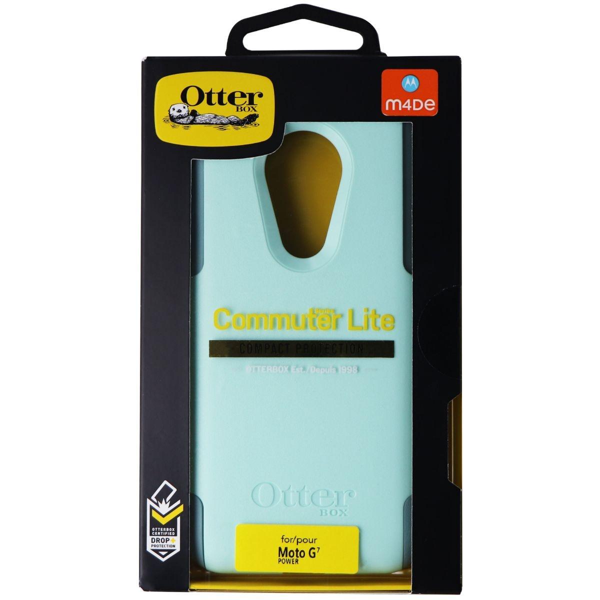Otterbox Commuter Lite Series Case for Motorola Moto G7 Power - Ocean Way Blue