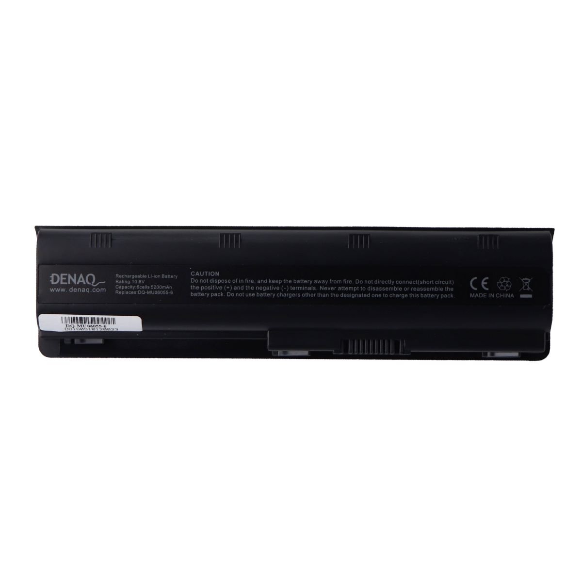 Denaq 6 Cell Li-Ion Replacement Battery for HP Envy 17 Notebook (DQ-MU06055)