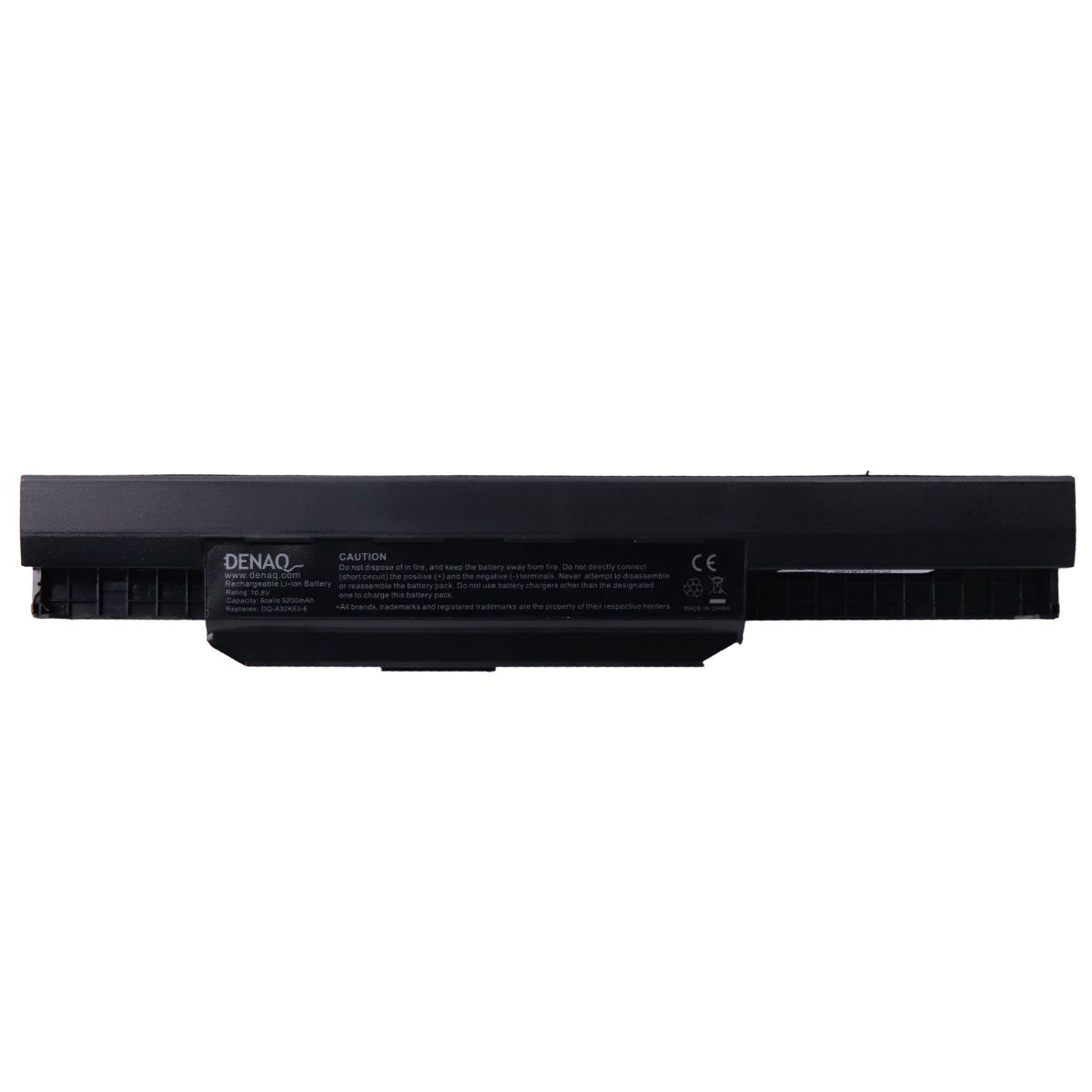 Denaq Replacement 6-Cell Li-Ion Battery for Select ASUS Laptops (NM-A32K53-6)