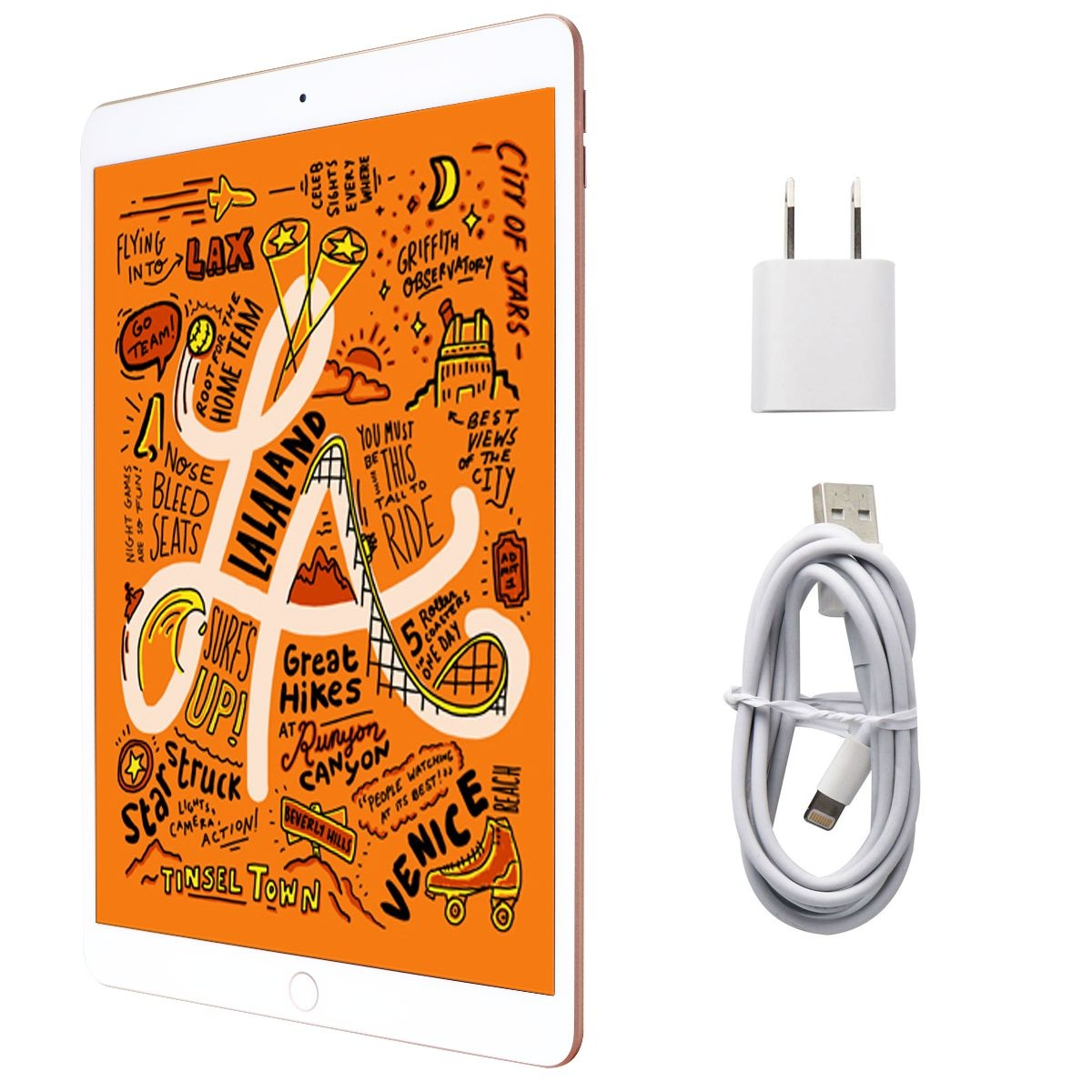 Apple iPad Air 10.5-inch (3rd Gen) Tablet A2152 (Wi-Fi Only) - 64GB / Gold